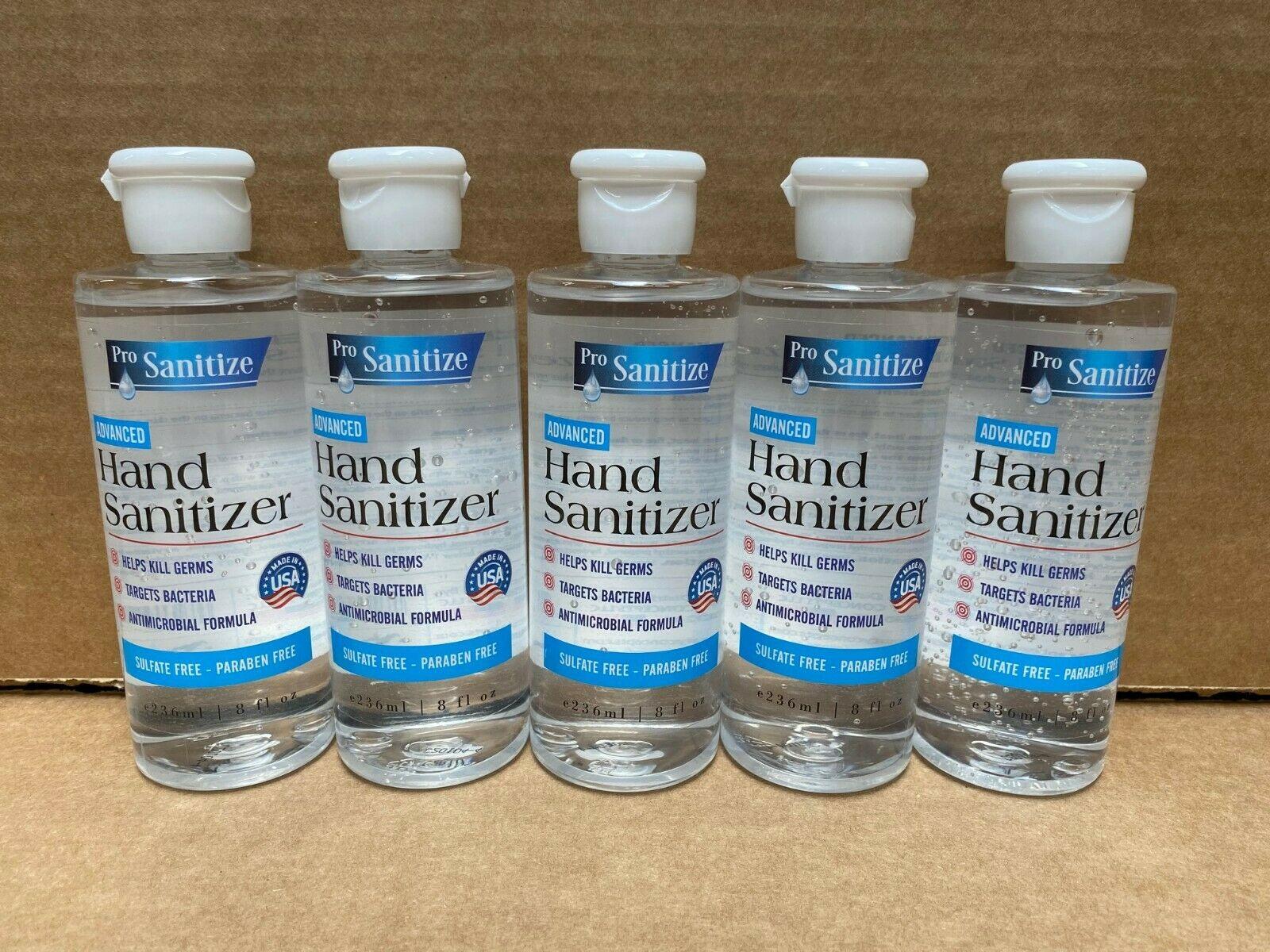 Pro hand sanitizer