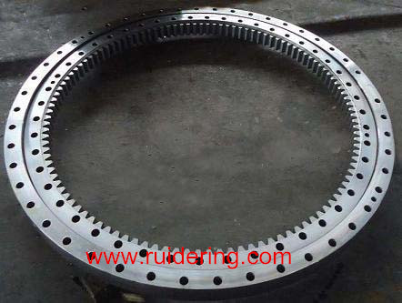 New slewing ring for TADANO TR-500M2 mobile crane