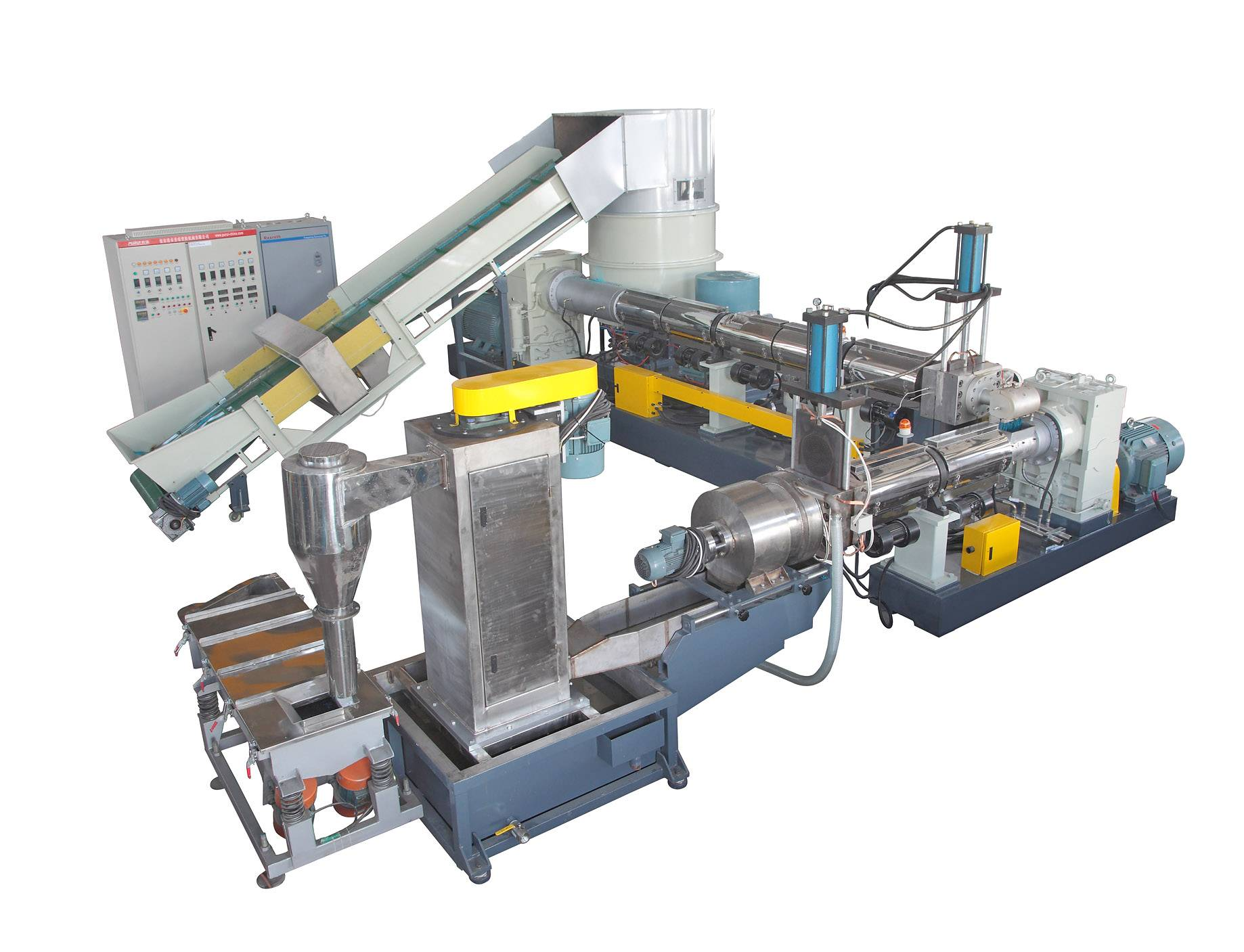 PP/PE Film, PP woven bag recycling machinery