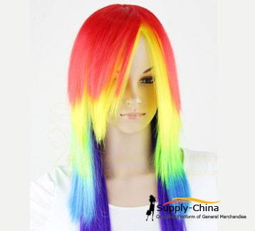 Cosplay custom wigs