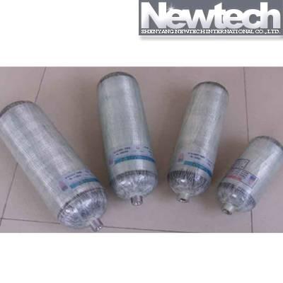 Carbon Fiber Composite Cylinder