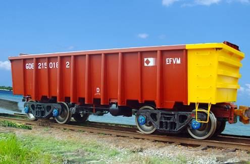GDE Gondola Wagon for Brazil