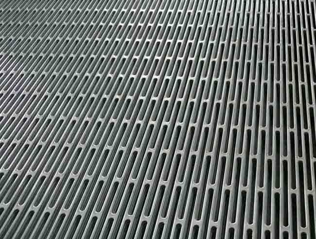 High quality punching hole mesh