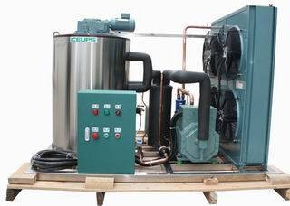 Flake Ice Machine, Ice Flake Making Machine(3ton/day)