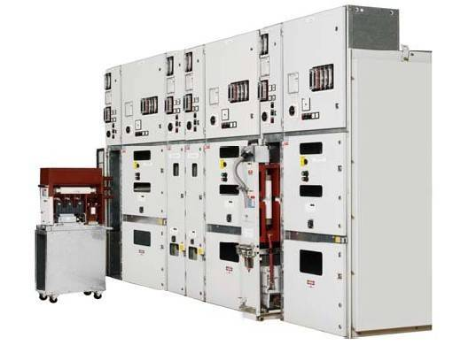ABB Unigear ZVC Medium voltage,arc-proof,air-insulated,fused vacuum contactor switchgear