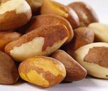 Brazil Nuts. almond
