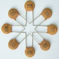 high frequency ceramic capacitor CC1