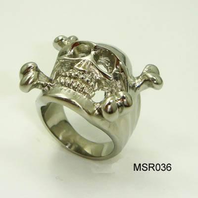 sell MSR036 stainless steel finger ring