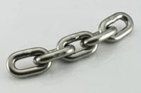 China direct factory supplier of stainless steel welded Link Chain,AISI304,AISI316,A2,A4