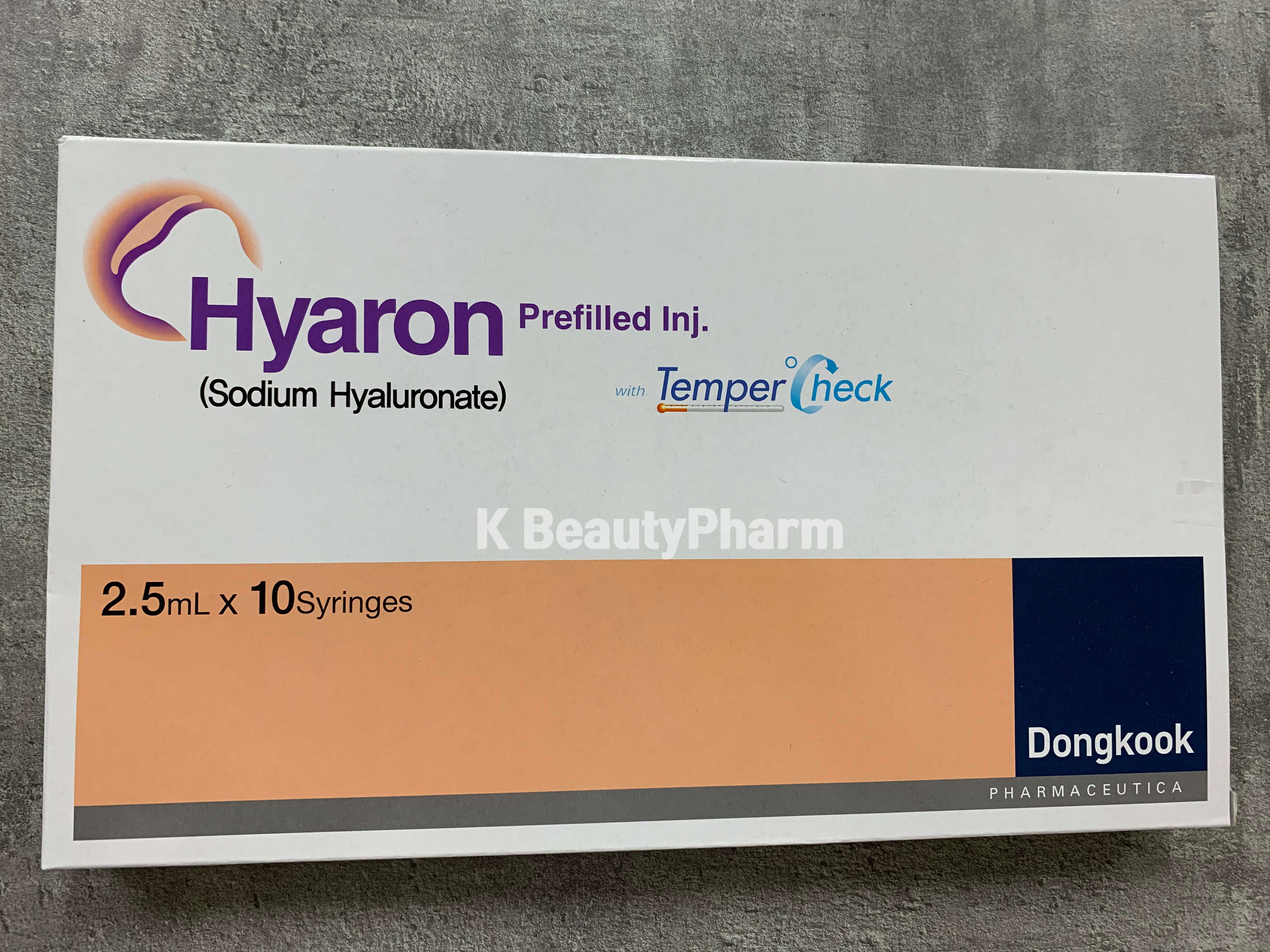 HYARON (Sodium Hyaluronate)