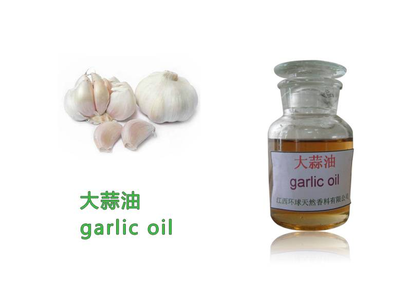 Natural Garlic Oil,Plant extract,Essential oil,Spices (Cas.8000-78-0)