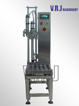 VRJ-60Y Weighing Filling Machine