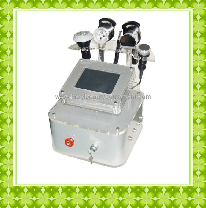 Sell Vacuum RF Cavitation Cryotherapy Slimming machine (S023)
