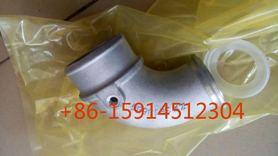 Komatsu PC300-7/PC360-7/PC350-7 air intake pipe/tube 3918685