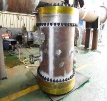 Pressure Vessel_CuNi, Stainless Steel