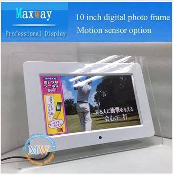 Acrylic frame High resolution 1024600 usb photo frame