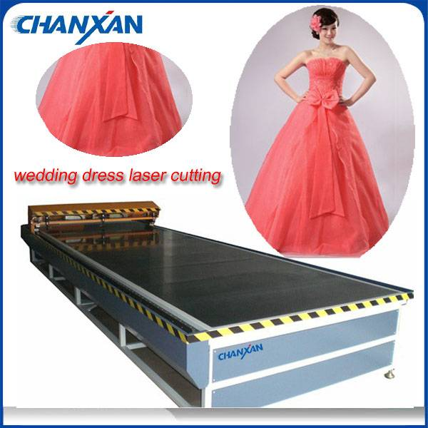 from Skype sophia929209 China Wedding dress CW-1325laser cutting