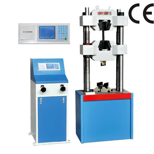 WE-1000B 100ton Digital Display Hydraulic Universal Testing Machine