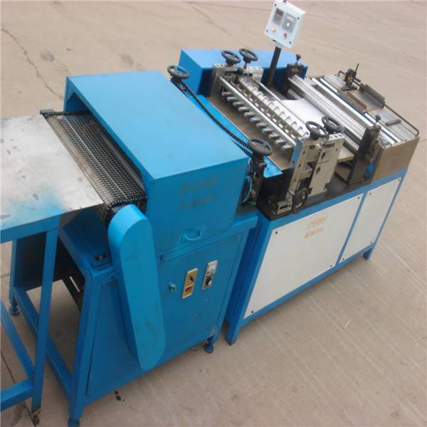 PLC-Controlled Air Filter Rotary Pleating Machine