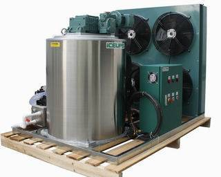 Commercial Ice Making Machine, Home Ice Machine(2ton/day)