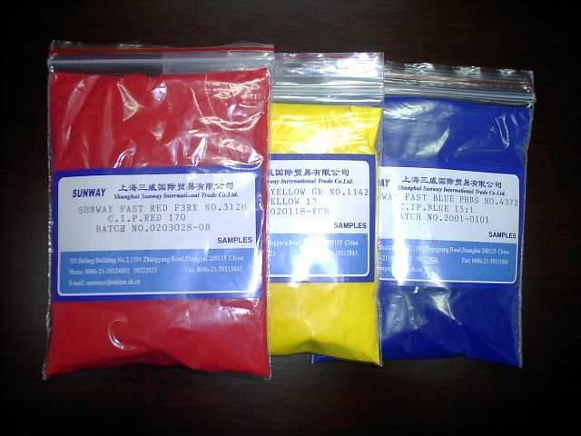Nano-pigment (organic/inorganic)