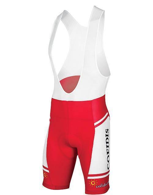 DEC team cycling wear