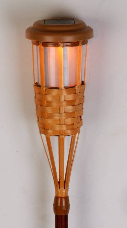 Offer to sell Bamboo island solar torch