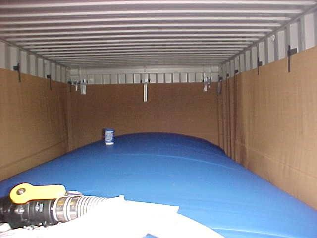 Sell flexibag for petrochemical product transportation
