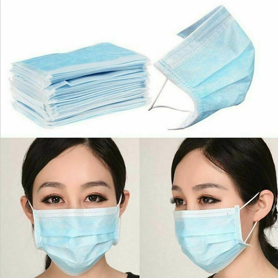 3ply Disposable Medical Face