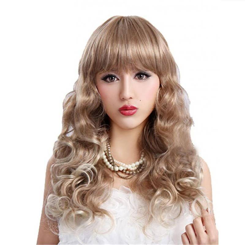 Making and selling all kinds of wigs and other hair products