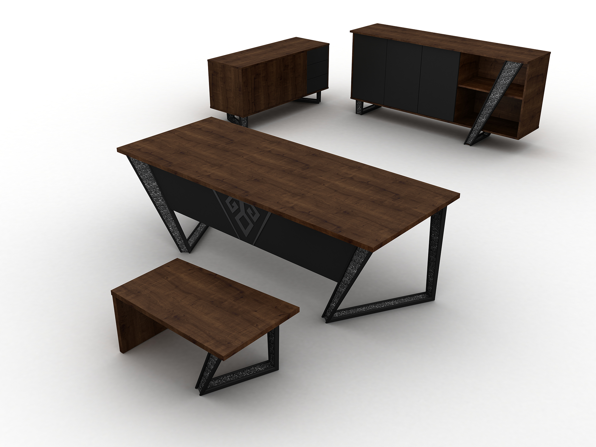 Modern and top quality design office desk