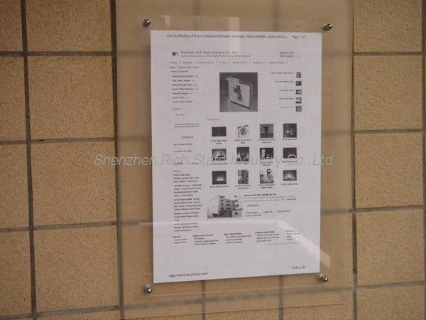 Wall certificate Frames