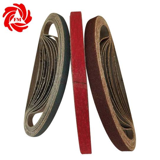 MPa Aproved Abrasives Sanding Belt (Professional Manufacture)