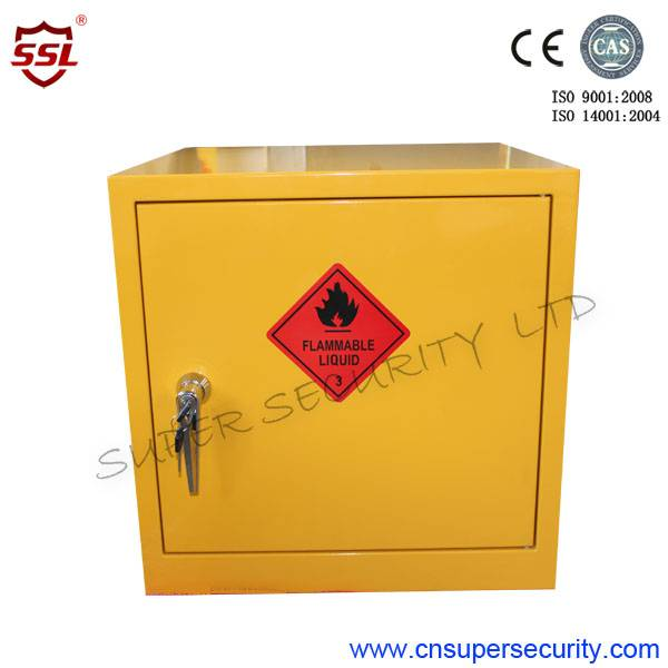 Hazardous metal storage anti-fire adjustable storage cabinet