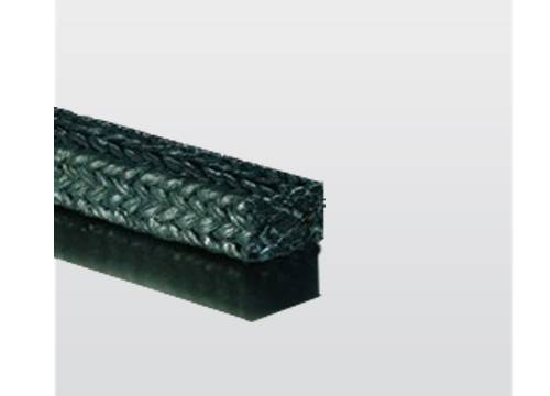 carbon fiber soaked graphite packing