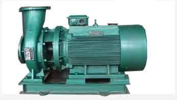 Single-stage End-suction Horizontal Centrifugal Pumps