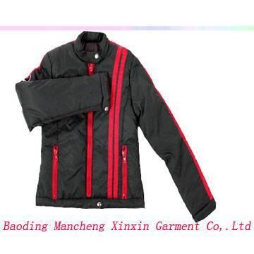 Children's wadded jacket