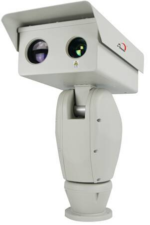 Thermal Heavy-duty PTZ Camera