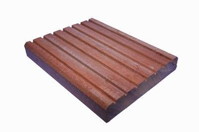 Outdoor Solid Wood Decking