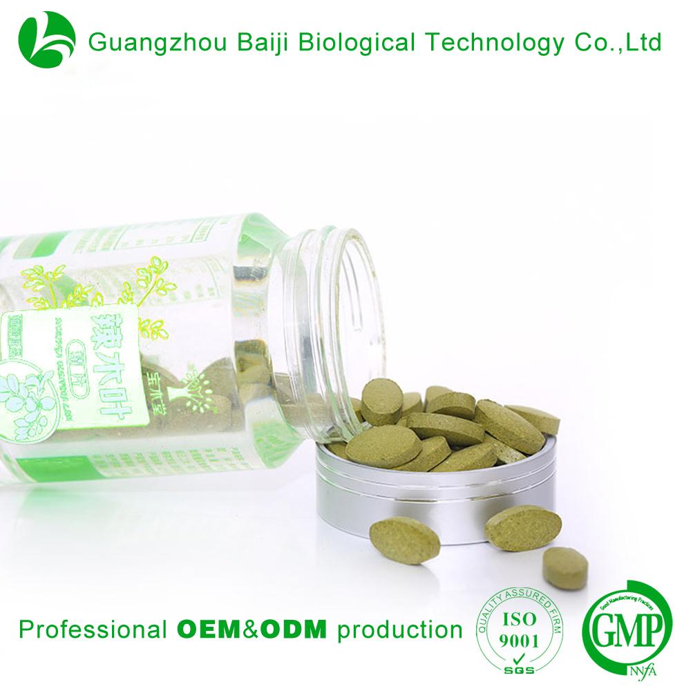 Moringa leaf tablets slimming fit - OEM