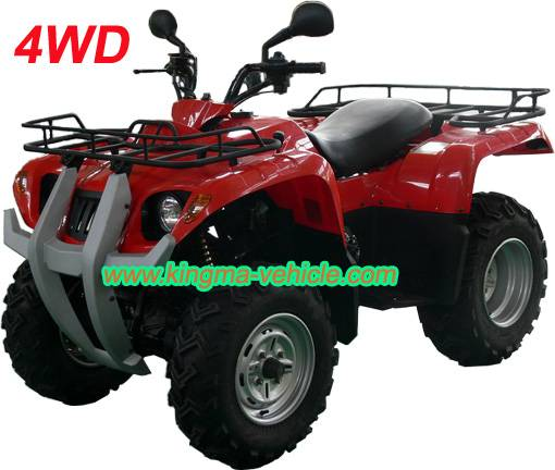 sell 400cc ATV/quad, EEC, 4 Wheels Drive