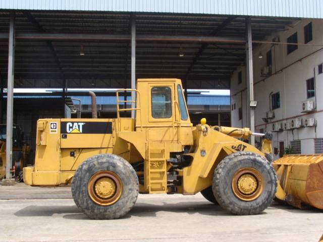 Sell 966E,Used,Caterpillar,Wheel Loader.