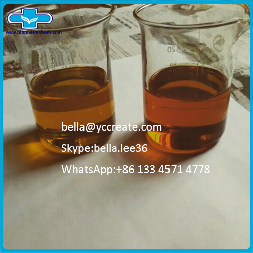 Premixed Steroids Injectable Trenbolone Enanthate 200mg/ml