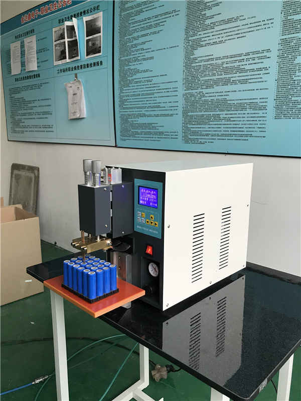 Professional pulse spot welding machine is safe and reliable