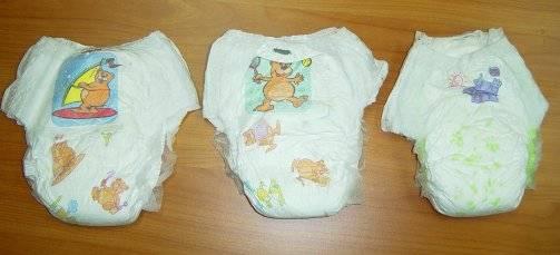 Baby diapers Pants - PULL-UPS  Grade B