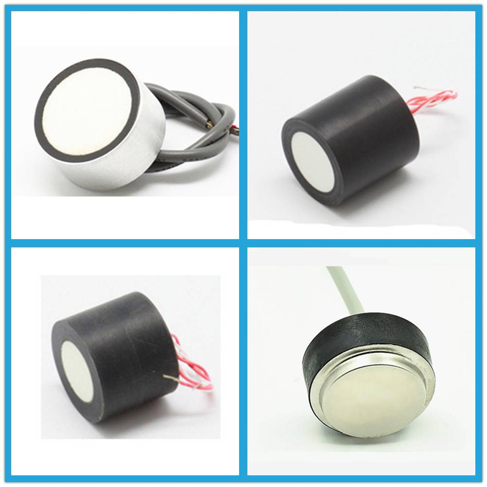 175kHz Dual Use Aluminium Types Of Ultrasonic Transducers