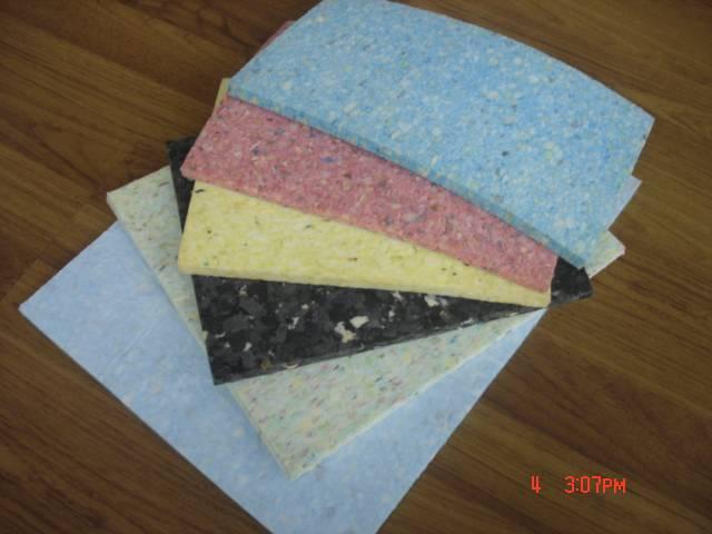 Carpet Underlay Pad Sponge Cushion Rebond Foam