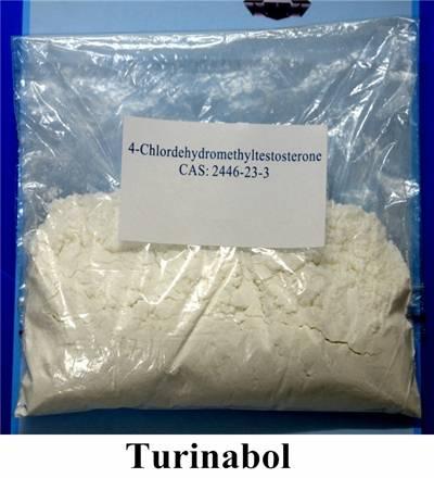 4-Chlorodehydromethyltestosterone Turinabol for Male Enhancer