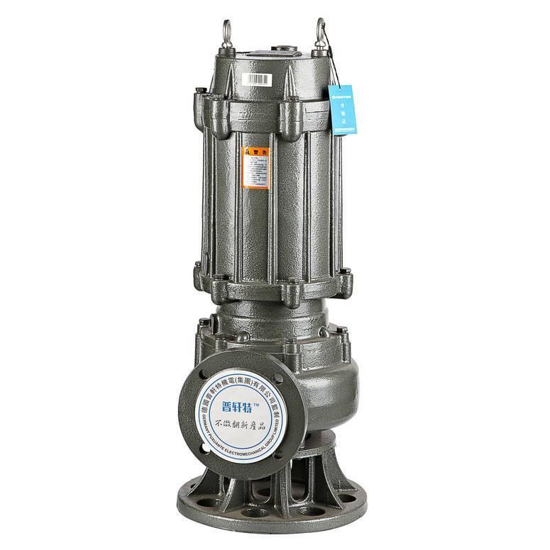 WQ Submersible Sewage Pump (80WQ30-32-5.5kw)
