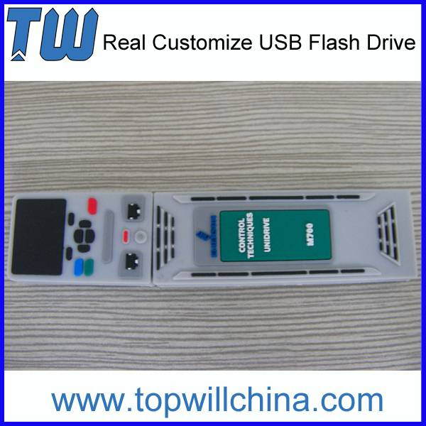 Custom PVC Design Unique Cheap Usb Flash Drives Free Design Proof